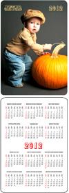 Карманный персональный календарь